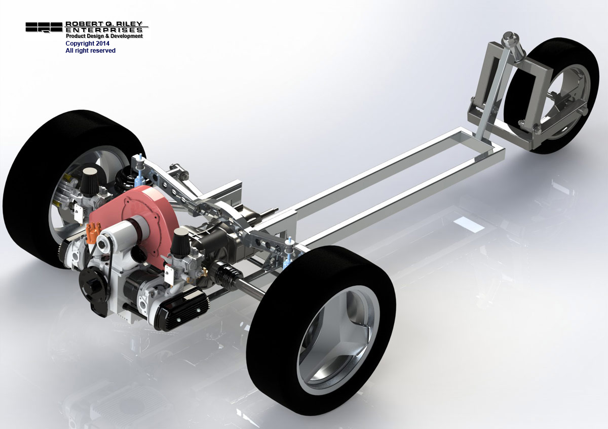 Dynamic Stability of Three-Wheeled Vehicles in Automotive